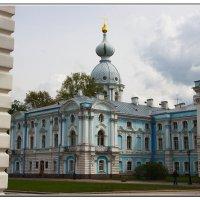 Смольный Воскресенский собор :: Сергей Андриянов