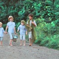 мальчишки..такие мальчишки.. :: Алиса Рудь