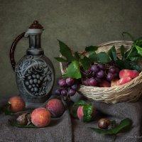 Про фрукты и улиток :: Ирина Приходько
