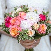 Свадебный букет :: Ольга Блинова