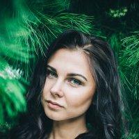 Портрет в иголках :: Мария Зубова