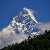 Непал.Гора. :: Михаил Рогожин