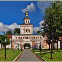 Валдайский Иверский Святоозерский мужской монастырь :: Дмитрий Анцыферов