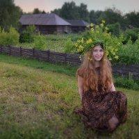 девушка в венке :: Vorona.L