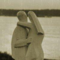 """Скульптура """"Влюбленные"""" или """"Белый танец"""" :: -somov -"""
