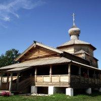 Троицкая церковь :: Иля Григорьева
