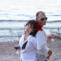 лето... время отпусков) :: Райская птица Бородина