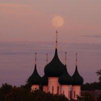 Голубая луна :: kolyeretka