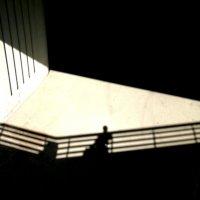 тени на мосту :: Ольга Заметалова