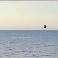 Корабль и НЛО :: Кай-8 (Ярослав) Забелин