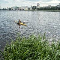 Городской пруд. Екатеринбург. :: DeDa_Anry Volchin