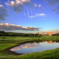 На закате наступившего июля.... :: Андрей Войцехов