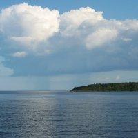 Где-то там  идет дождь... :: Елена Павлова (Смолова)