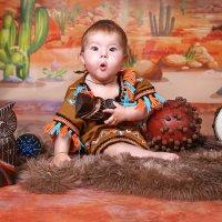 Малышка. :: Оксана Зарубина