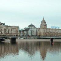 Мост через реку Москва :: Борис Александрович Яковлев