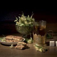 Чай с липовым цветом. :: Оксана Евкодимова