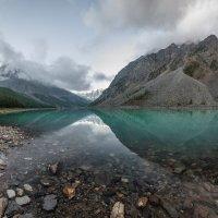акварель горных озер :: Дамир Белоколенко