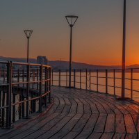Восход солнце :: Нормундс Капостиньш