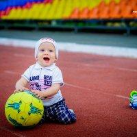 Юный спортсмен :: Татьяна Волошина