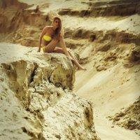 Пески :: АНАСТАСИЯ ПОДГАЙНАЯ
