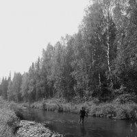 """Рыбак рыбака видит из далека"" :: Кристина Виноградова"
