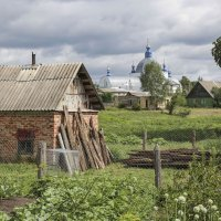 Лето в деревне. :: Svetlana Sneg
