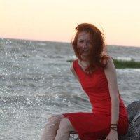 вечер на заливе :: ОЛЕГ Корроль