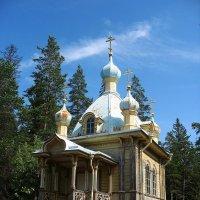 Вознесенская часовня на горе Елеон (2009 г.) :: Елена Павлова (Смолова)