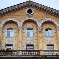 Фасад :: Евгения Латунская