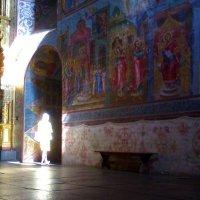 Новоспасский монастырь :: ferrero s