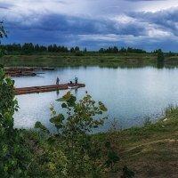 рыбацкое хозяйство :: Андрей Пашков