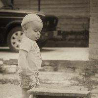 Малыш :: Мария Орлова