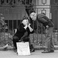 Про хиромантию :: Александр Степовой