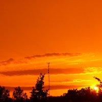 В закат уходит день прошедший :: Mariya laimite