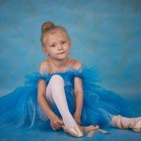 балерина :: Георгий Муравьев