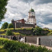 Выборгский замок (2) :: Алла Решетникова