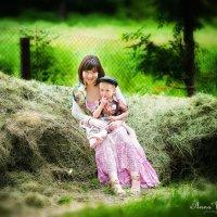 Прекрасное лето в деревне :: Анна Волкова