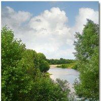 Река Линда :: Эля Юрасова