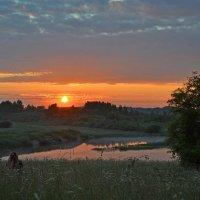 Встречая солнце :: Наталья Левина