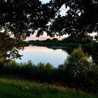 Озеро :: Виктор Зенин