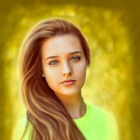 Портрет девушки :: Ирина Kачевская