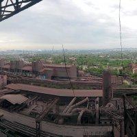 Промышленный  пейзаж :: Андрей Черкасов