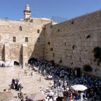 Прогулка по Иерусалиму. Стена Плача или Западная стена :: ES