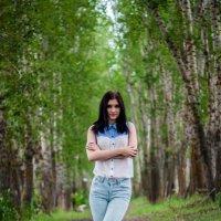 Катя :: Dinara Nebaraeva
