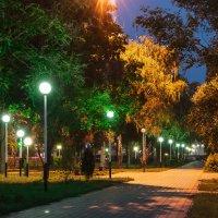 Ночью :: Михаил Гажур