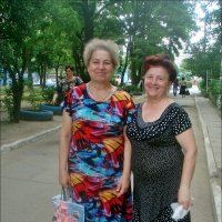 Две Анны :: Нина Корешкова