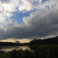 Тучное небо :: Андрей Лукьянов