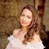 Прогулка в Провансе :: Olga Strogantseva