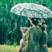 Под зонтом :: Алексей Логинов