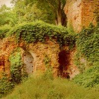 Романтические руины :: Roman Globa